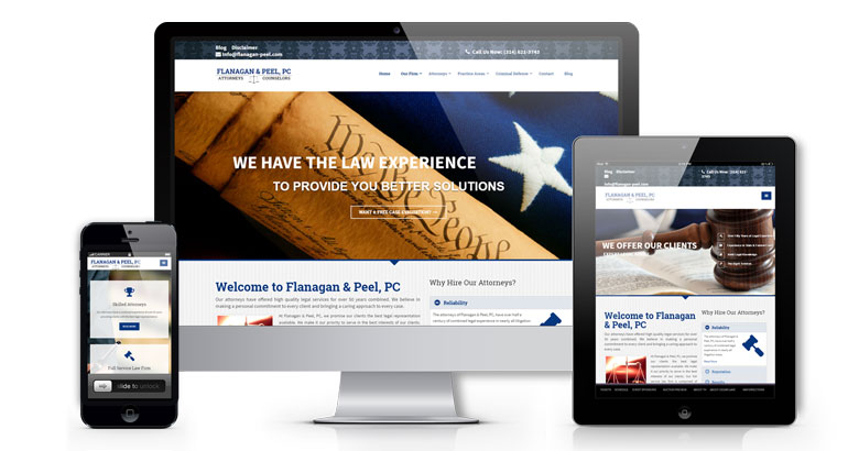 Lawyer Web Design St Louis