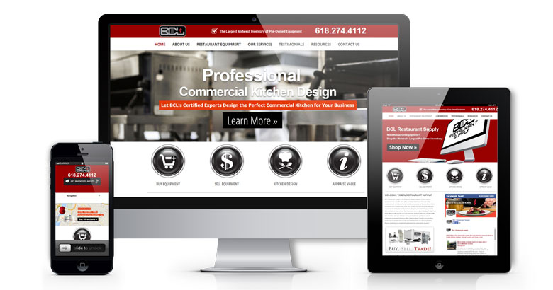 Web Design Experts St Louis