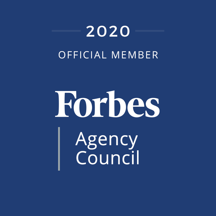 2020 Member of Forbes Agency Council