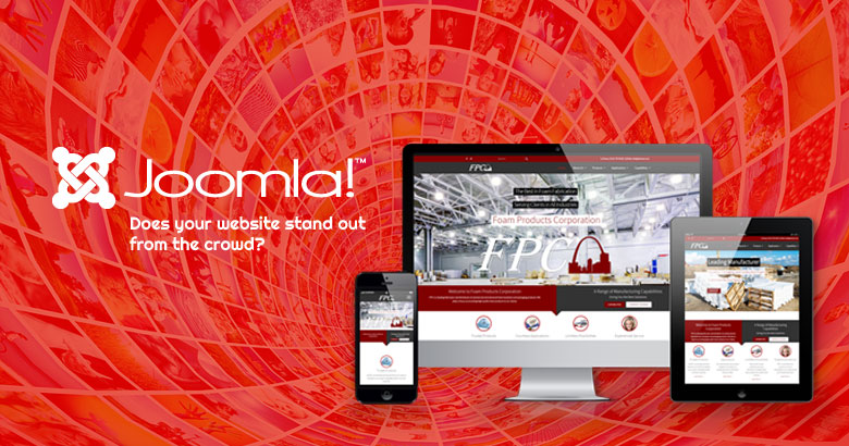 Joomla Web Design and Development St Louis